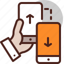 chat, discussion, message, transfer, user icon