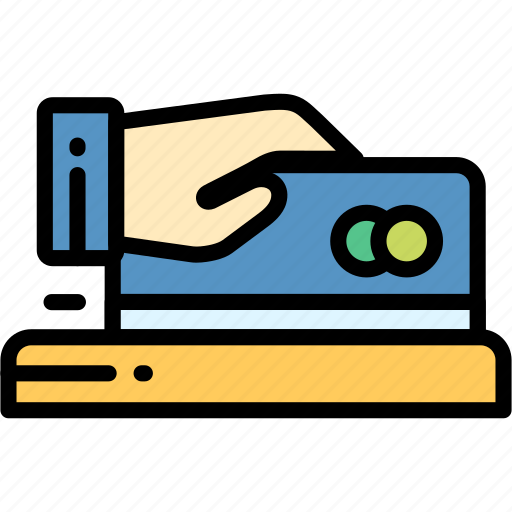 card, electronic, payment icon