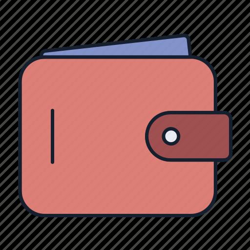 cash, money, payment, purse, wallet icon
