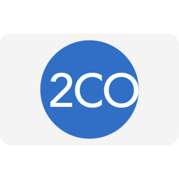 2co, method, payment icon
