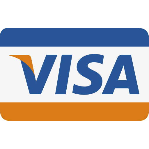 card, method, payment, visa icon