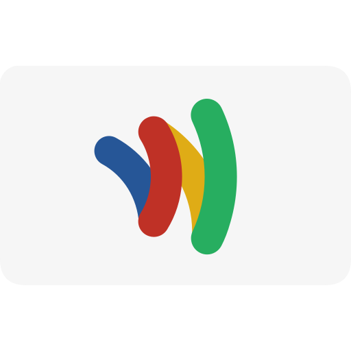 google, method, payment, wallet icon