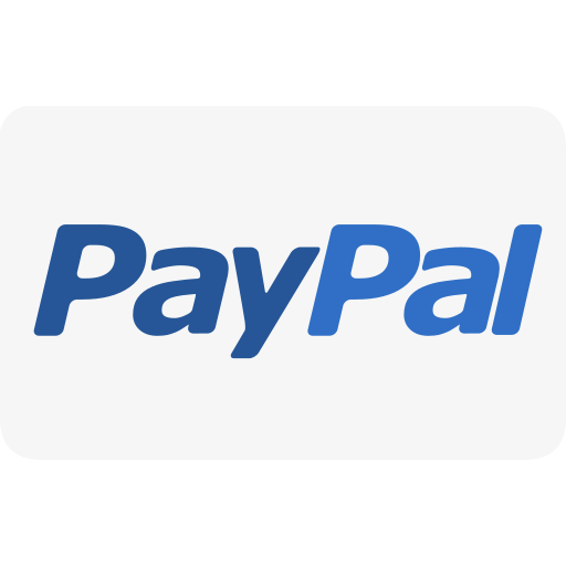 method, payment, paypal icon