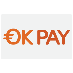 business, buy, card, cash, checkout, credit, donation, finance, financial, okpay, pay, payment icon