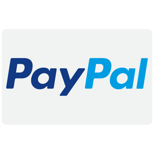 business, buy, card, cash, checkout, credit, donation, finance, financial, pay, payment, paypal icon