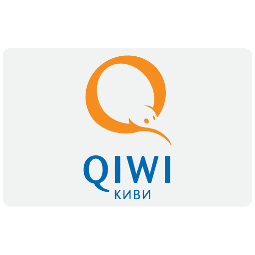 business, buy, card, cash, checkout, credit, donation, finance, financial, pay, payment, qiwi icon