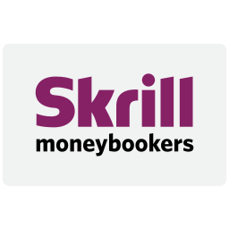 business, buy, card, cash, checkout, credit, donation, finance, financial, pay, payment, skrill icon