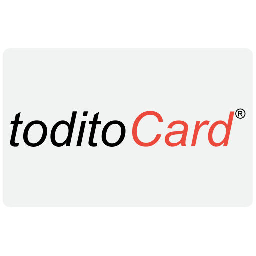 business, buy, card, cash, checkout, credit, donation, finance, financial, pay, payment, toditocard icon