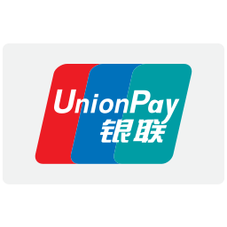business, buy, card, cash, checkout, credit, donation, finance, financial, pay, payment, unionpay icon