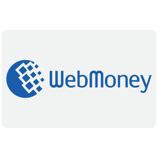 business, buy, card, cash, checkout, credit, donation, finance, financial, pay, payment, webmoney icon