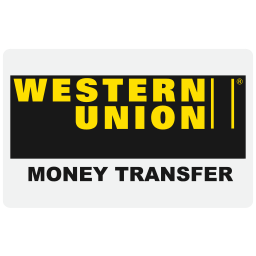 business, buy, card, cash, checkout, credit, donation, finance, financial, pay, payment, union, western icon