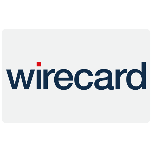 business, buy, card, cash, checkout, credit, donation, finance, financial, pay, payment, wirecard icon