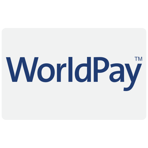 business, buy, card, cash, checkout, credit, donation, finance, financial, pay, payment, worldpay icon