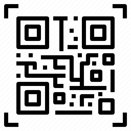 barcode, code, qr, scan icon