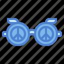 accessory, fashion, peace, sunglasses