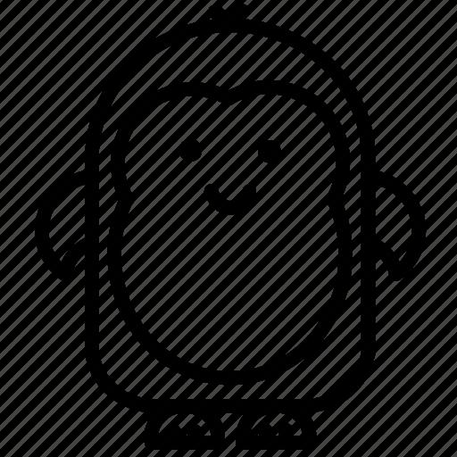 animal, emoji, emojis, emoticon, penguin, penguins, smiley icon