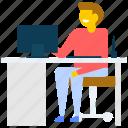 computer graphics, digital art, visual art, web design, web designer icon