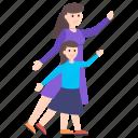 activity, dance class, dance instructor, dance practice, dance teacher, dancing icon
