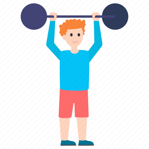 barbell, exercise, fitness, powerlifting, weightlifting, workout icon