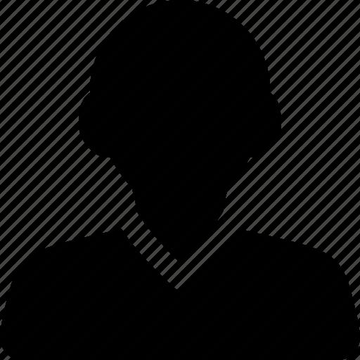 account, avatar, female, profile, user, woman icon
