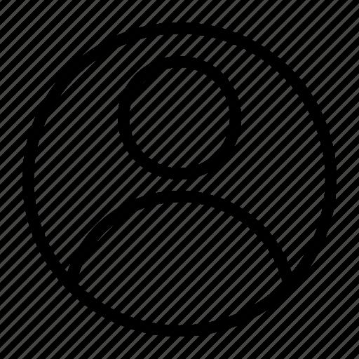 avatar, people, profile icon