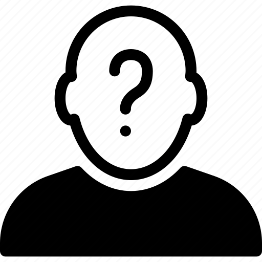 anonymous, man, people, person, user icon