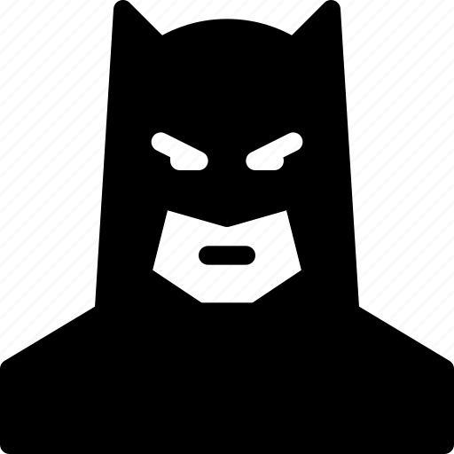 bat, man, people, person, user icon