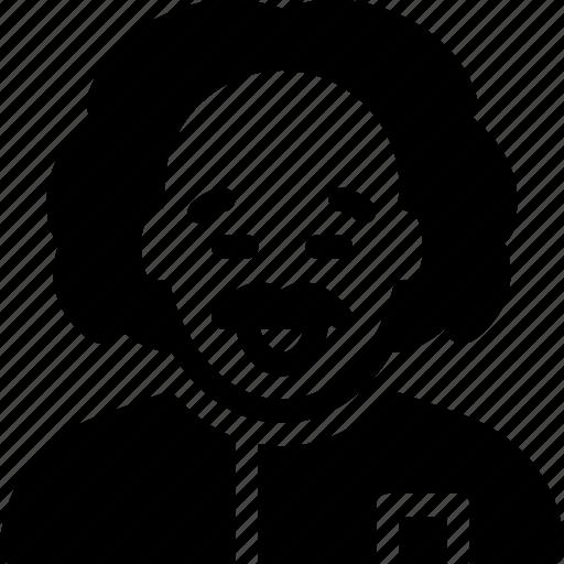 einstein, experiment, physics, science, scientist icon