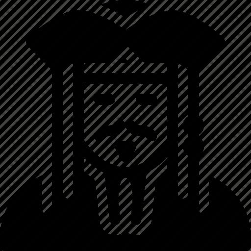jack, people, person, sparrow, user icon