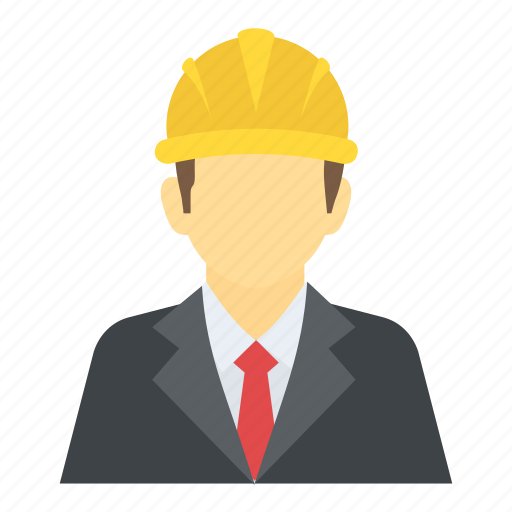 architect, construction worker, engineer, labour, worker icon