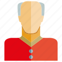 avatar, face, man, old, people, profile, user icon