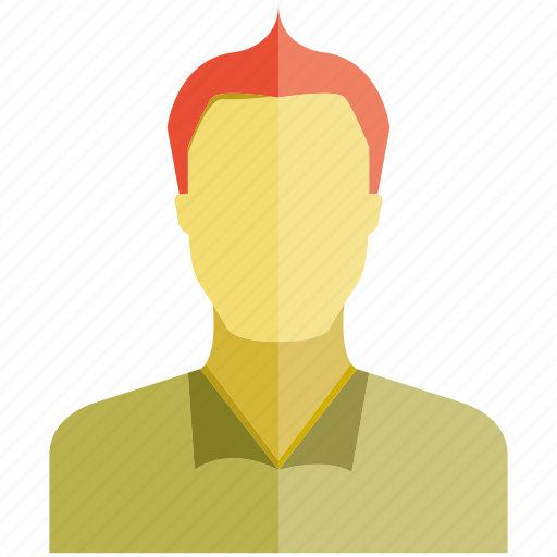 avatar, face, man, people, profile, user icon