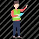 avatar, individual, male, man, masculine, person icon