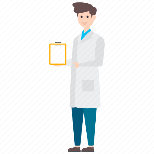 doctor, male physician, medical doctor, medical report, medical specialist, surgeon icon
