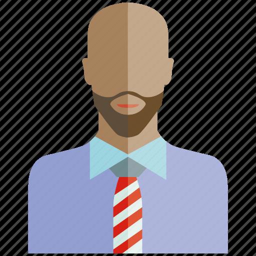 avatar, beard, face, people, profile, user icon
