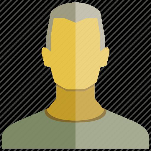 avatar, face, man, people, profile, user icon