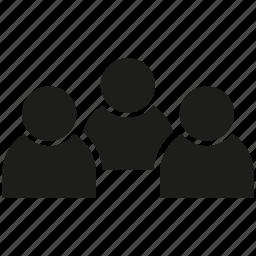 group, human, people, social, team icon