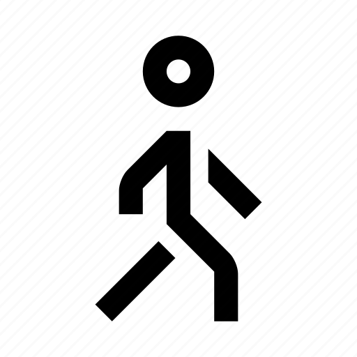 man, people, person, walk, walking icon