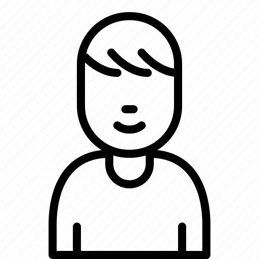 avatar, job, man, people, person, profile, user icon