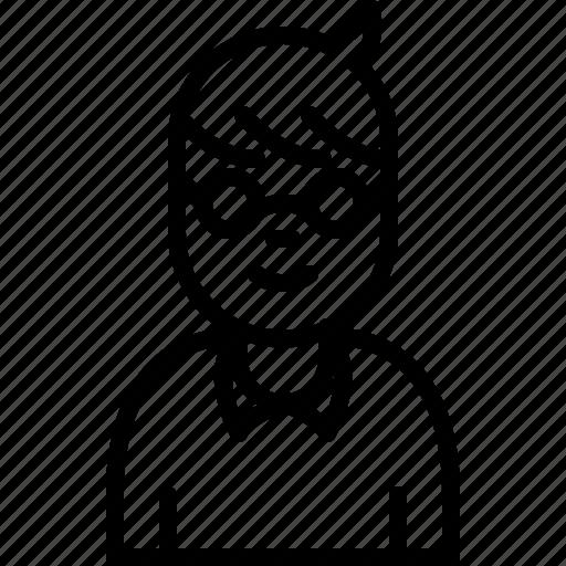 avatar, job, man, people, person, profile, user icon