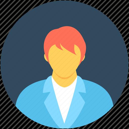 avatar, boy, guy, student, young boy icon