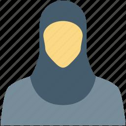 arab women, arabic, islamic women, muslim girl, muslim woman icon
