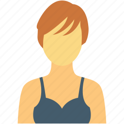 english woman, female, girl, person, profile icon