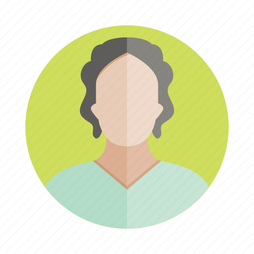 avatar, character, human, people, person, user, woman icon