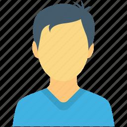 avatar, boy, guy, person, young boy icon
