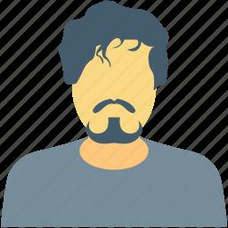 avatar, boy, face, guy, male avatar icon