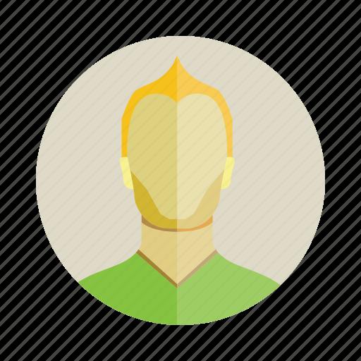 avatar, beard, human, man, people, person, user icon