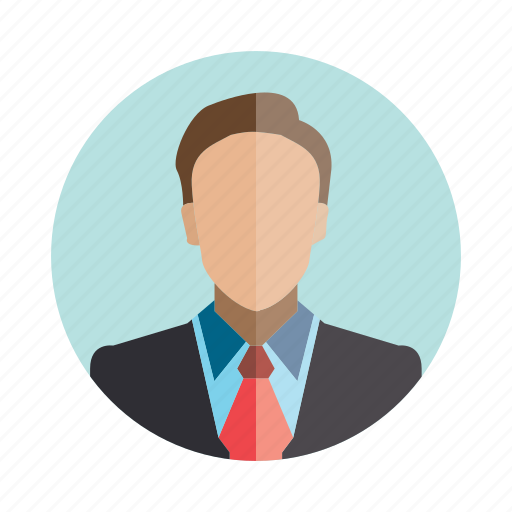 avatar, business man, man, manager, people, person, user icon