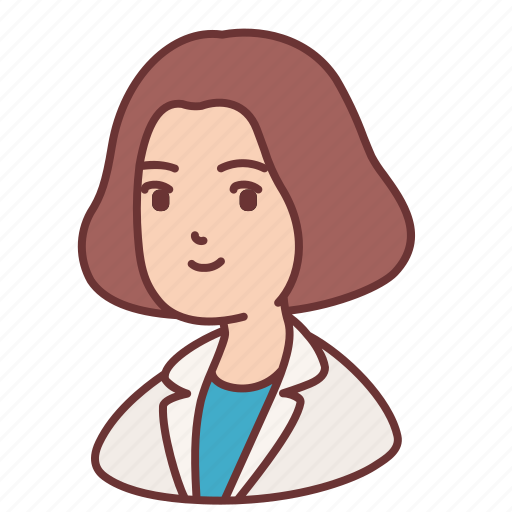 Avatar, doctor, executive, female, girl, people, woman icon - Download on Iconfinder