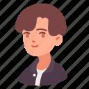 people, man, avatar, teenager, male, boy, user icon